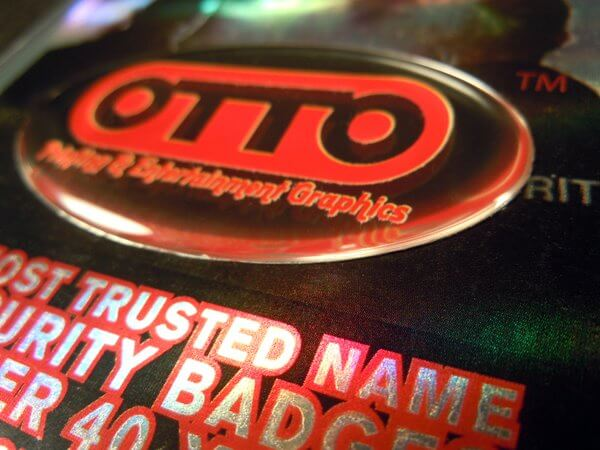 OTTO Printing & Entertainment Graphics